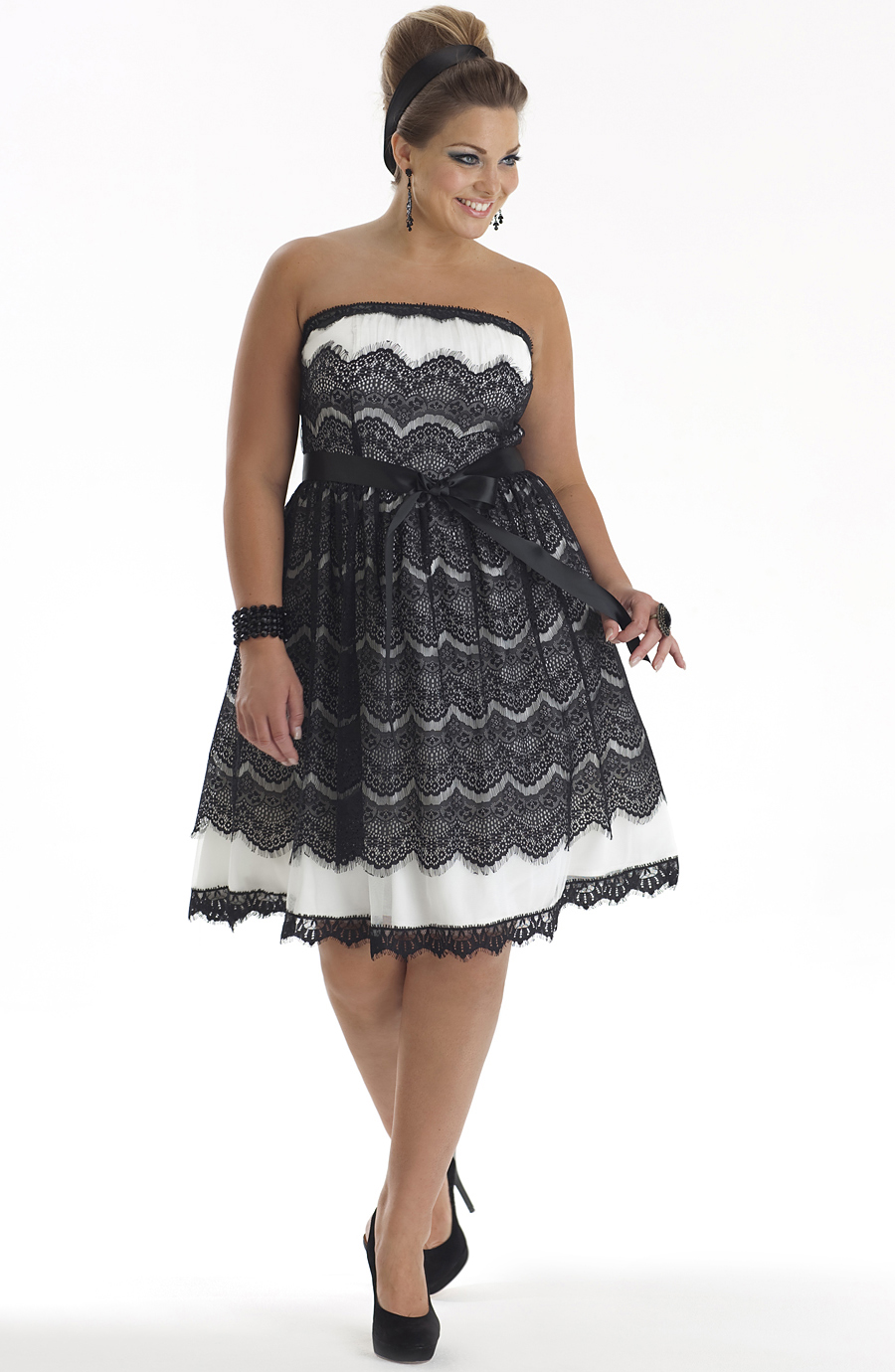 Dream Diva Plus Size Evening Dresses