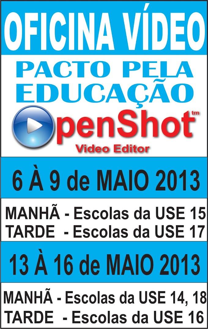 Oficina de Vídeo Openshot