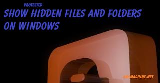 hidden or protected hidden