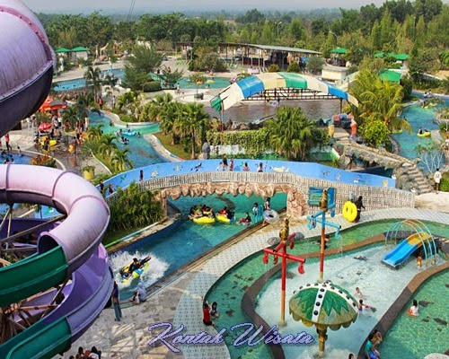 Labersa Water Themeparu Pekanbaru