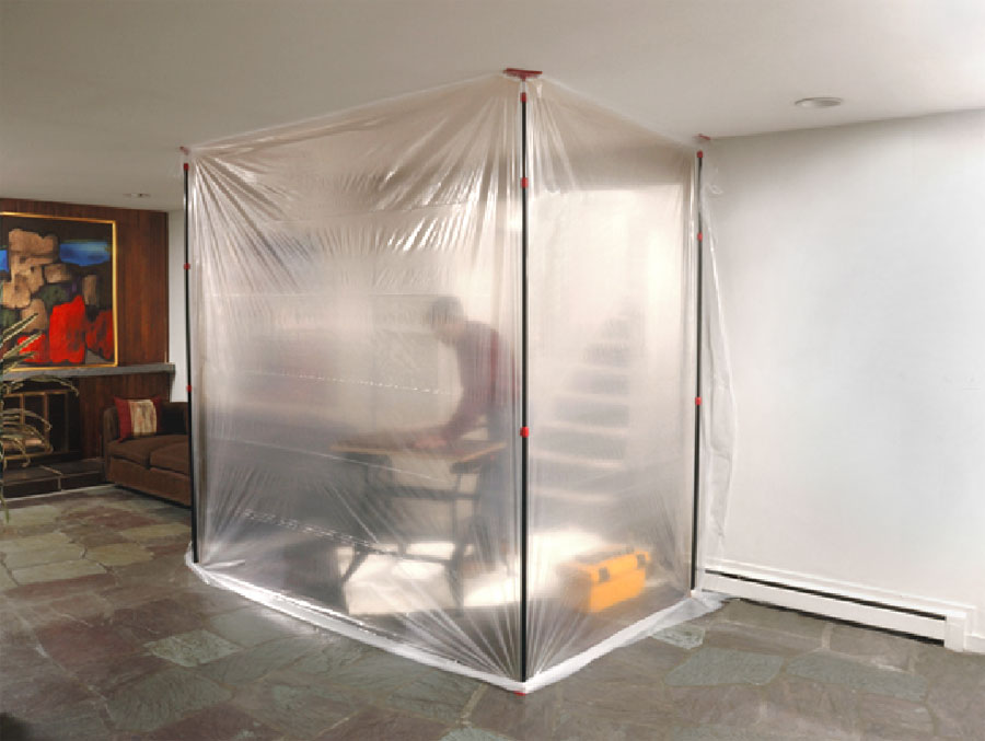 Dust Containment New Jersey Remodeling Contractors New Jersey Remodeling Contractors Nj