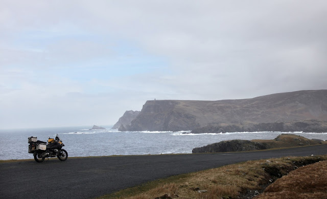 motorcycling in donegal