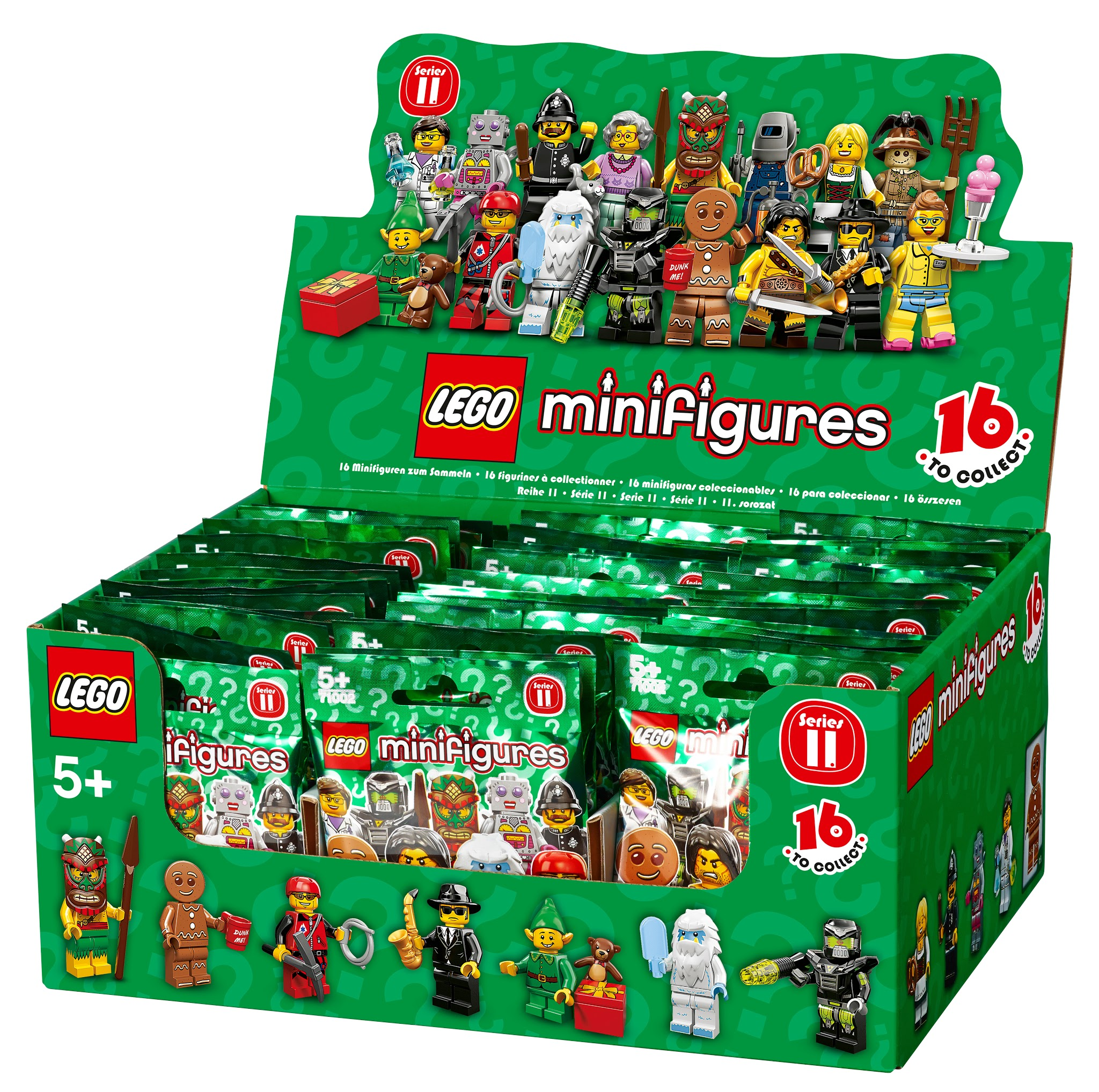Theme Guide: Lego Minifigures, Series 11