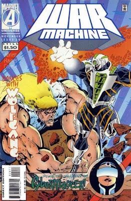 War Machine 20 Cover