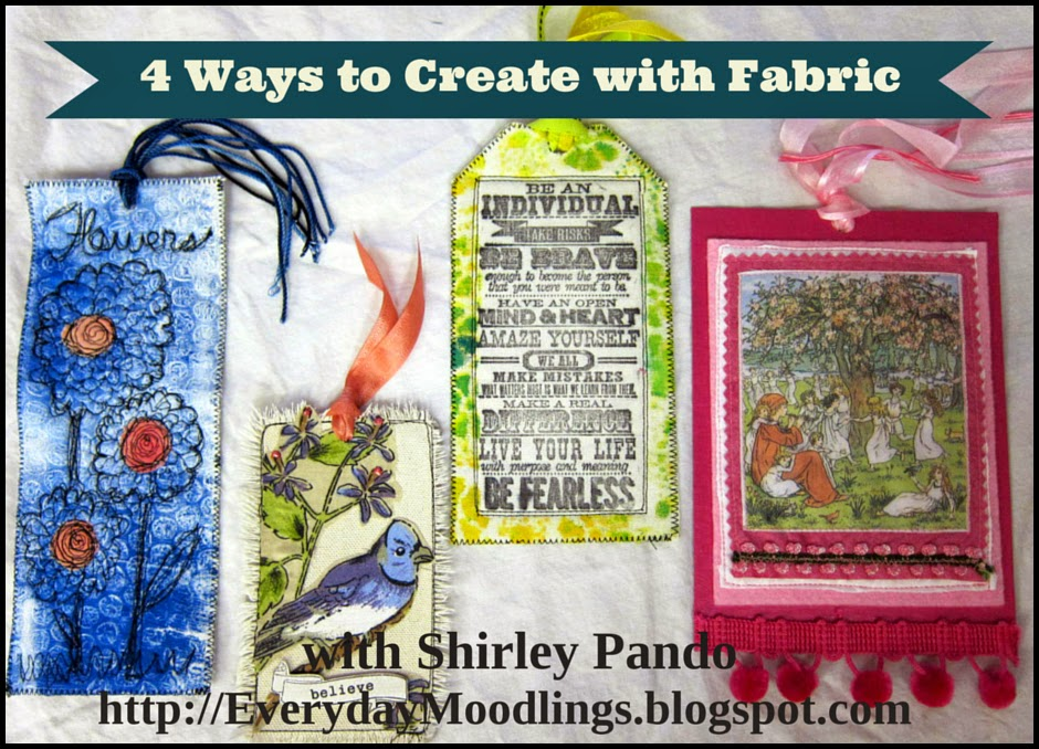 4 Ways to Create with Fabric