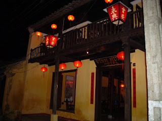 Restaurant in Hoi An (Vietnam)