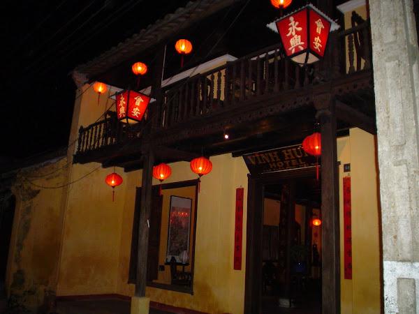Restaurante en Hoi An (Vietnam)