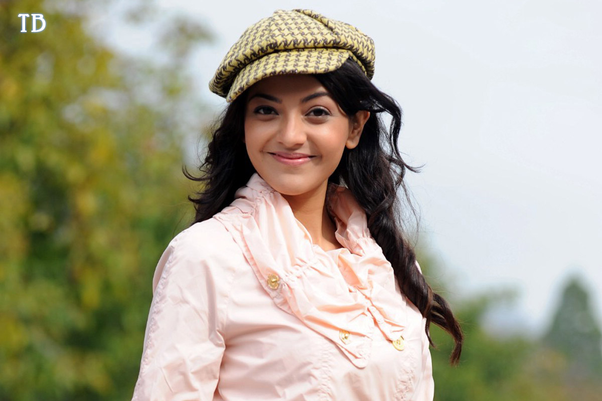 Kajal Agarwal Beautiful: Beautiful Girls Pic: Kajal Agarwal Wallpapers In Darling