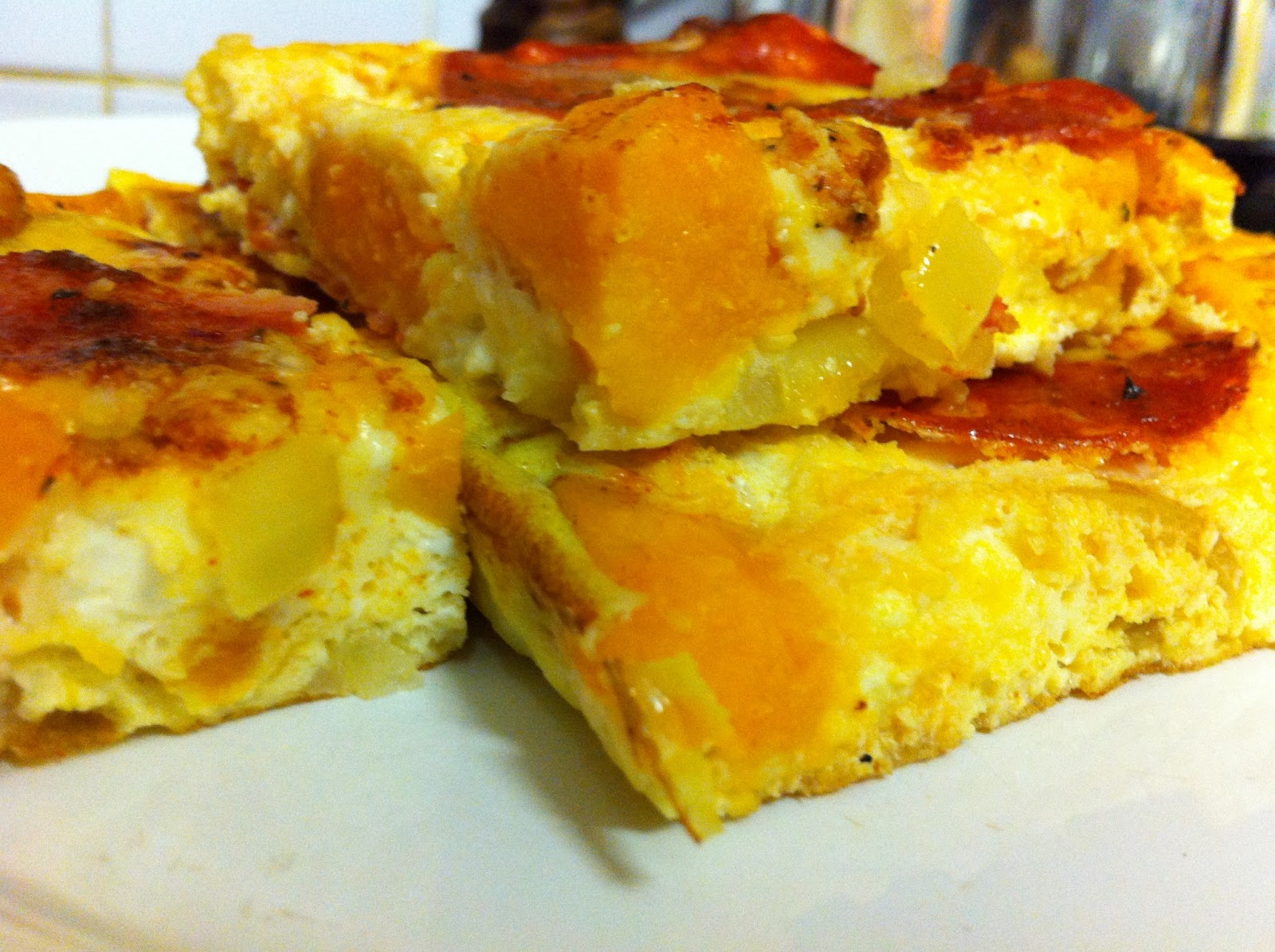 ... Chews: Egg heaven: the egg bake, the crustless quiche, the frittata