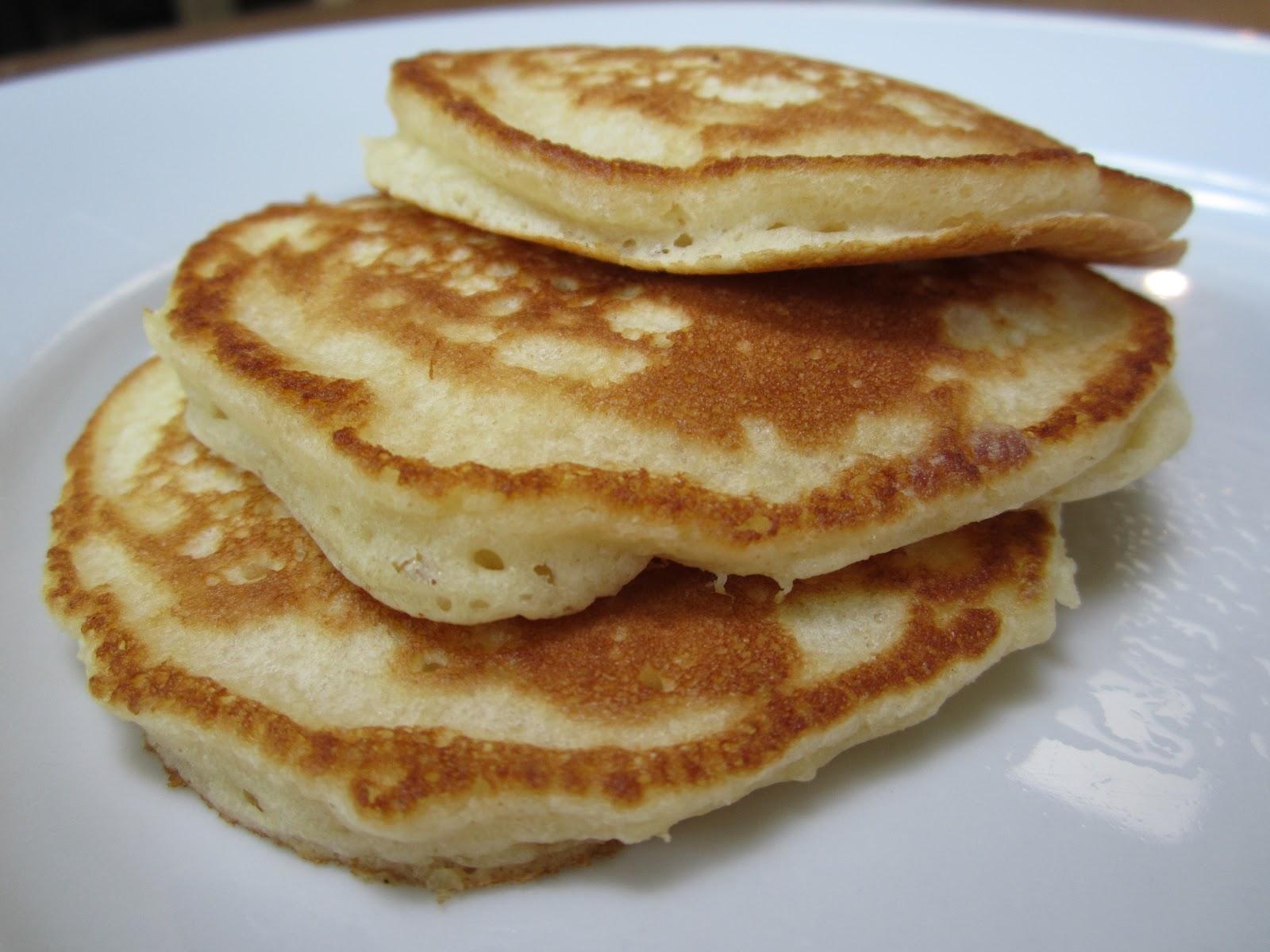 COOK WITH SUSAN: Pancakes
