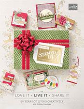 2018 Christmas Catalogue