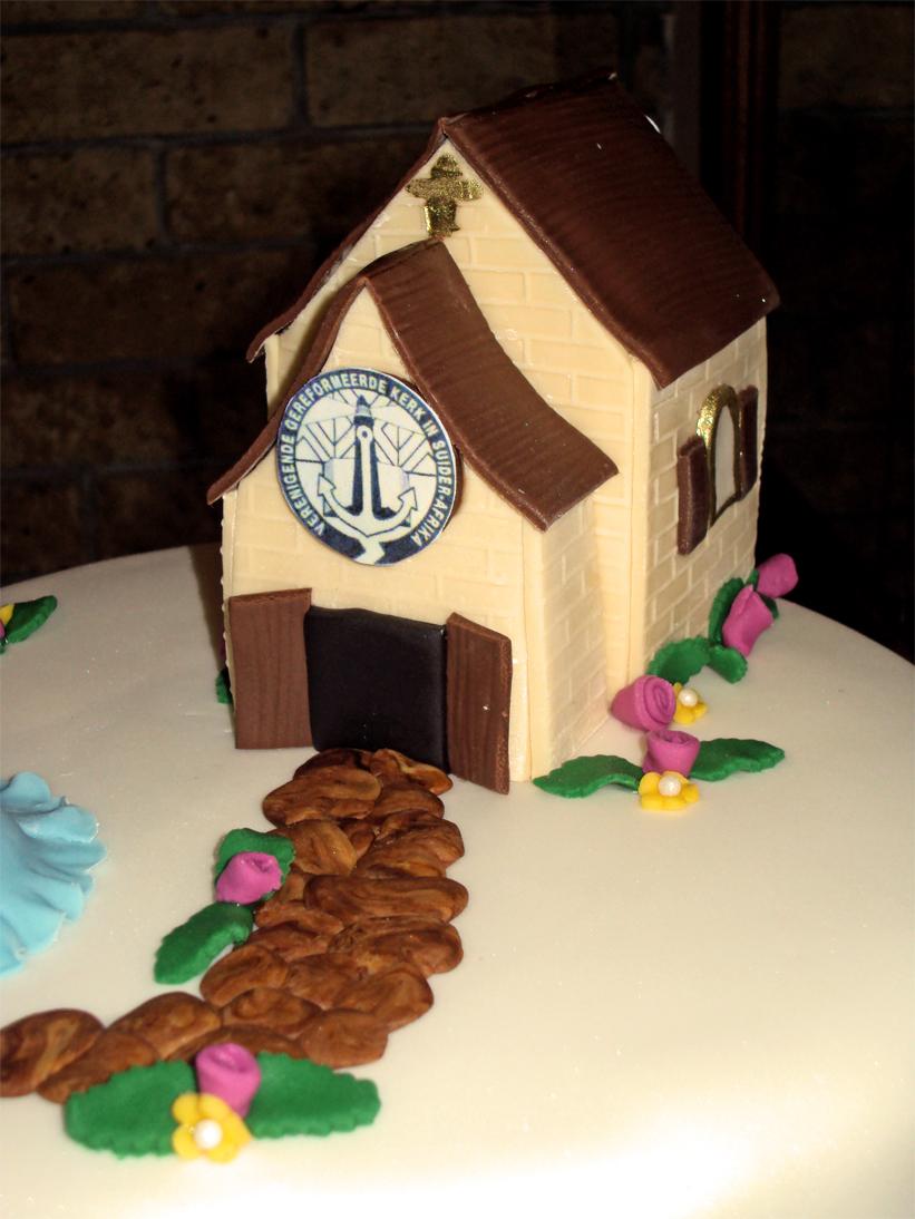 Delana S Cakes Church Confirmation Cake