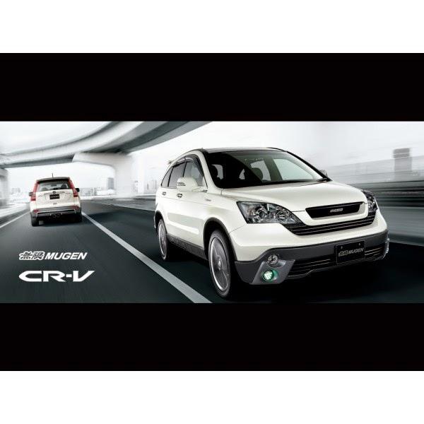 Body Kit Honda CRV Mugen 07-10