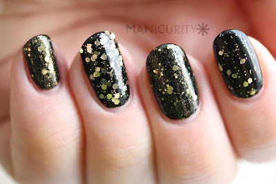 Manicurity: Revlon 'Just Add Sparkle' Deborah Lippmann Comparisons