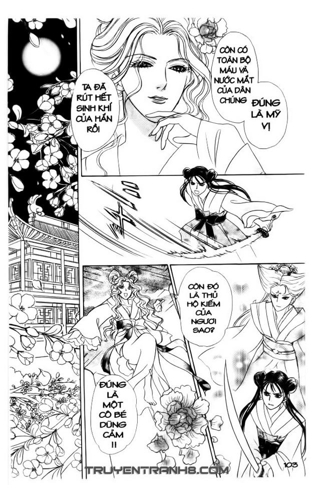 Đôi Cánh ỷ Thiên - Iten No Tsubasa chap 16 - Trang 4