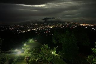 kampung awan