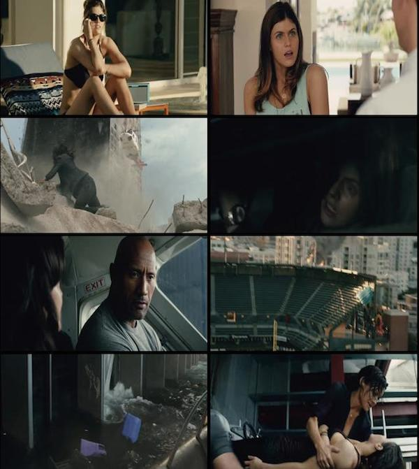 San Andreas 2015 HDRip 720p 800MB