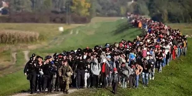 Παγκόσμια οδηγία προς όλους: Πάρτε κι άλλους μετανάστες στις χώρες σας το μήνυμα του ΟΗΕ✡