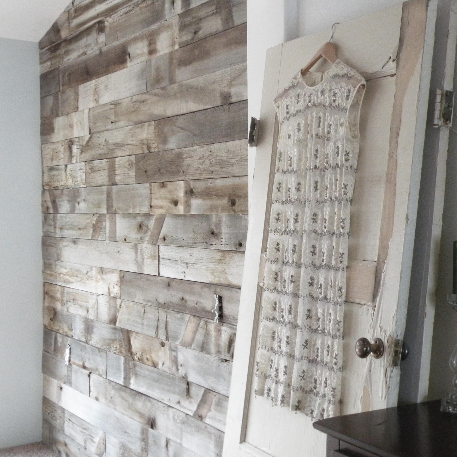 Project 737 Barn Wood Wall