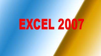Tutorial Microsoft Excel 2007