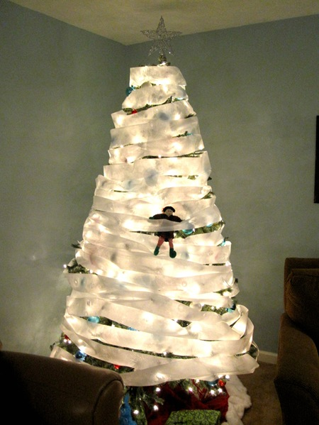 Christmas Tree Set Up Service
