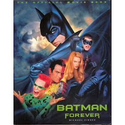 MAKING OF BATMAN FOREVER