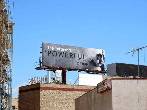 The Leftovers Emmy 2015 billboard