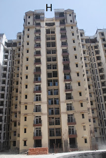 Amrapali Princely Estate :: Construction Status