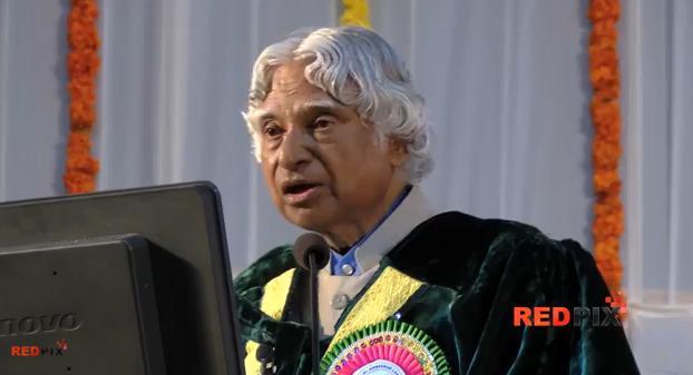 Inspirational Speech of Dr.Kalam