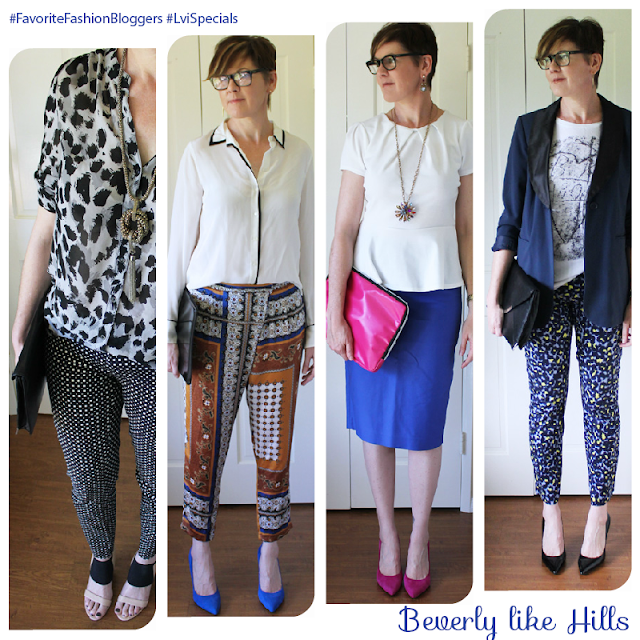Fashion Bloggers over 40: Beverly like Hills - by Lucebuona