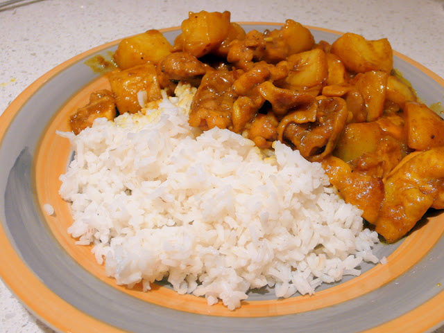Coconut Chicken Curry Recipe: Can't Handle Spicy Food? No Problem!