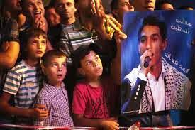 Povo palestino comemora vitória de Mohammed Assaf no Arab Idol