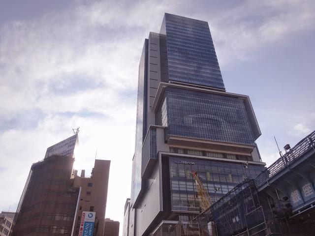 渋谷ヒカリエ〈著作権フリー無料画像〉Free Stock Photos