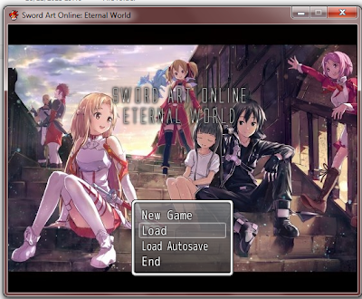 "Download Game SAO ""Sword Art Online"""