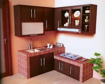 desain dapur sederhana 2014