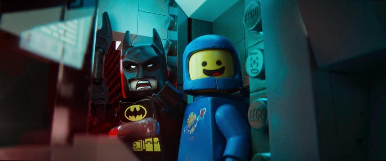 la lego película, batman, lego, benny, el zorro con gafas