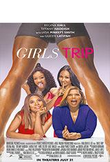 Girls Trip (2017) BDRip 1080p Latino AC3 5.1 / Español Castellano AC3 5.1 / Latino DTS 5.1 / ingles DTS 5.1