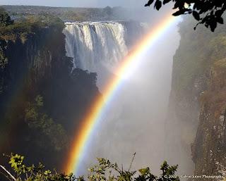 Air Terjun Terbesar dan Terindah di Dunia