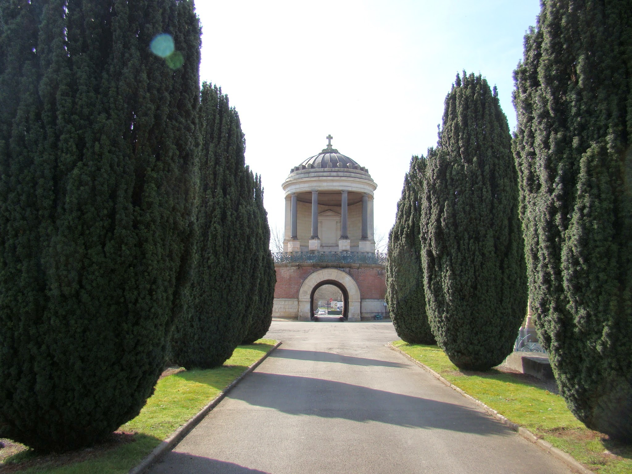 Northern Cemetery (Rennes, France)