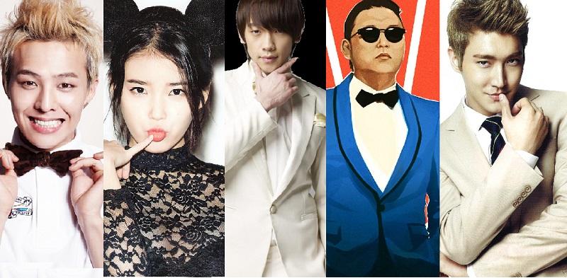 Conoce La Lista De Los Idols Que Ganan Mas Dinero En La Industria Del Kpop Generacion Kpop Noticias K Pop En Espanol