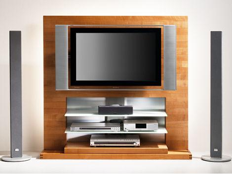 informaci n de mobiliario muebles de television formas y. Black Bedroom Furniture Sets. Home Design Ideas