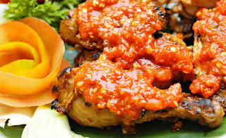 Resep masakan rica-rica ayam