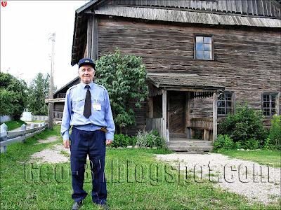 Гид и охранник, Силков Анатолий Филиппович