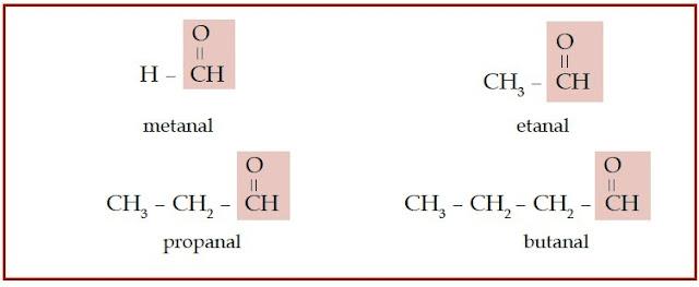 senyawa aldehid