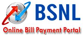 BSNL Bills Online Payment