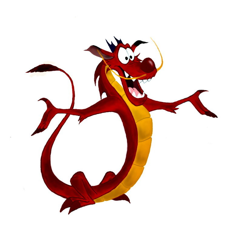 This is an image of Impeccable Pictures of Mushu