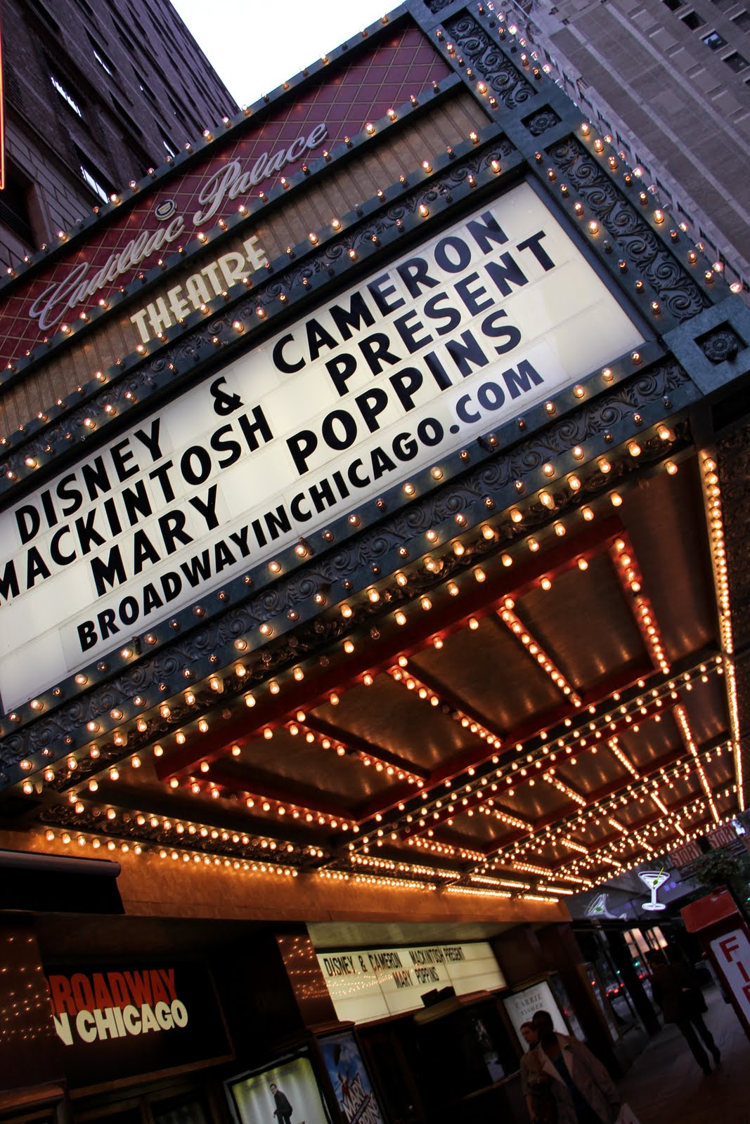 the cadillac palace theatre is operated by broadway in chicago there. Cars Review. Best American Auto & Cars Review