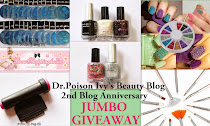 2nd Blog Anniversary Jumbo Giveaway