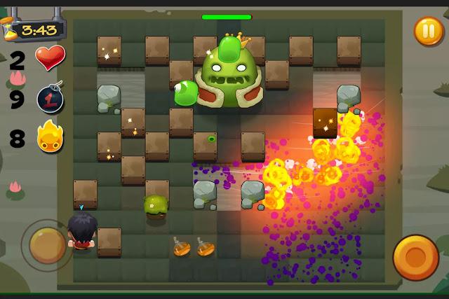 Bomber 2016 - Bomba game v1.18 Apk For Android
