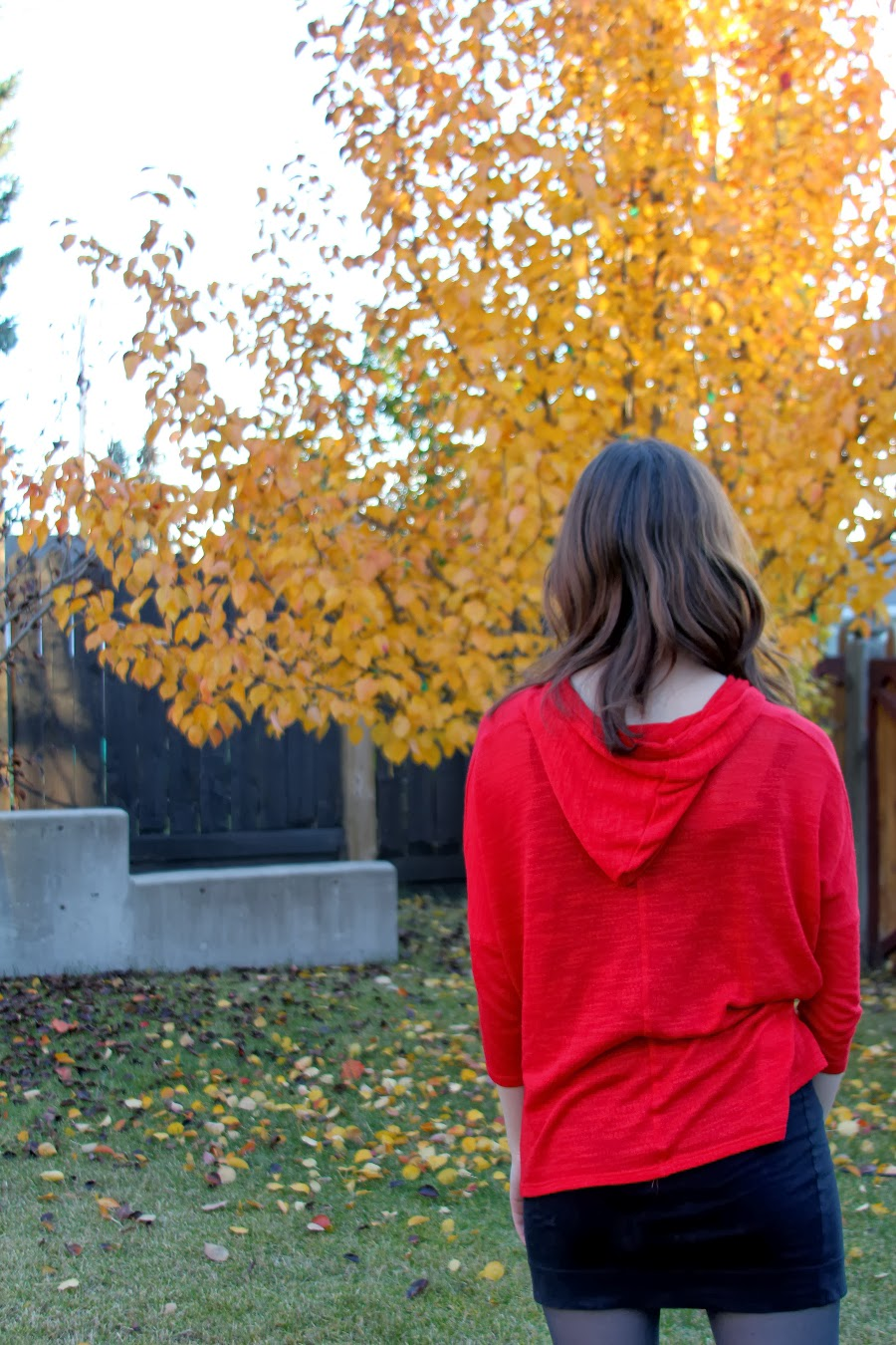 Halloween, Amy Pond, Doctor Who, costume, zara, H&M, red hoodie, vianni